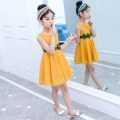 Dress White, red, yellow female The best is the best Other 100% summer princess Skirt / vest other other A-line skirt Bsm-6669 new butterfly skirt-l