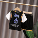suit Other / other 90cm,100cm,110cm,120cm,130cm,140cm male summer leisure time Short sleeve + pants 2 pieces routine No model Socket nothing other other children Expression of love gzg97197 other Cotton 100% 18 months, 2 years old, 3 years old, 4 years old, 5 years old, 6 years old Chinese Mainland