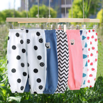 trousers Other / other neutral summer trousers leisure time No model Knickerbockers Leather belt middle-waisted cotton Open crotch Cotton 100% Class A 3 months, 12 months, 6 months, 9 months, 18 months, 2 years old, 3 years old, 4 years old, 5 years old Chinese Mainland Hubei province jingzhou