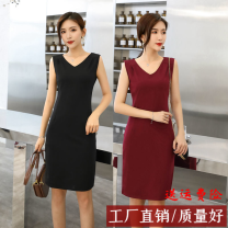 Dress Summer 2021 Black, red, Burgundy, blue S,M,L,XL,2XL,3XL Middle-skirt other Short sleeve Sweet Crew neck middle-waisted character other Princess Dress other camisole 30-34 years old Type H Other / other bow 81% (inclusive) - 90% (inclusive) Chiffon cotton
