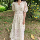 Dress Summer 2020 Apricot (3 days for new price), white (3 days for new price) Average size, s, M