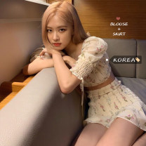 Lace / Chiffon Summer 2020 Top, skirt S,M,L,XL