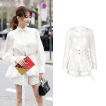 Fashion suit Winter 2016 Shirt, vest, shorts S,M,L
