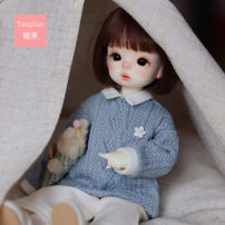 Doll / accessories Over 14 years old parts Other / other China 6 points in stock, big 6 points in stock, 4 points (three days), rabbit beans (three days), the size can be customized Blue sweater + jeans, blue sweater + pleated skirt Over 14 years old other parts MM60 clothing