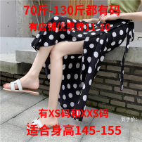 skirt Summer 2021 Xs, one size fits 145-155 longuette Versatile skirt other 18-24 years old More than 95% other Zhenyaluo other