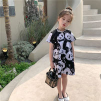 cheongsam 90,100,110,120,130,140 As shown in the picture, shirt Other 100% Other / other No model summer Graffiti other other 2, 7, 3, 5, 6, 4 Chinese Mainland