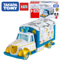 auto salon girls Takara my Metal toys Five, six, seven, eight, nine, ten, eleven, twelve, thirteen Asia-Pacific eight hundred and seventy-two thousand and ninety-two ≪ 14 years old alloy 1-64 finished product Crystal season series promotion truck Engineering transport vehicle How beautiful, Tom