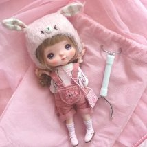 BJD doll zone a doll 1/6 Over 14 years old Customized Holala, ob11, customized by CBC Please look forward to it