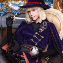 Cosplay men's wear suit Customized Rain drips all over the house Over 14 years old All girls shoot here, all boys shoot here, measure the size here game 50. M, s, XL, customized Japan