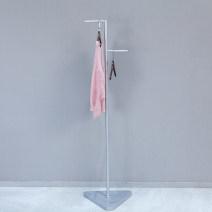 Clothing display rack Hanging bag Metal Official standard