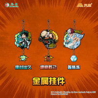 Cartoon card / Pendant / stationery Over 14 years old Keychain / Pendant My hero College The Green Valley has been frozen for a long time goods in stock Pre sale Japan Imone