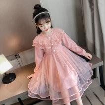 Dress 05 Skirt Pink, 05 Skirt Blue, Sequin bag pink, Sequin bag blue female Other / other 110cm (suitable for height 100cm), 120cm (suitable for height 110cm), 130cm (suitable for height 120cm), 140cm (suitable for height 130cm), 150cm (suitable for height 140cm), 160cm (suitable for height 150cm)
