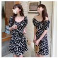 Dress Summer 2021 Picture color, white bra M,L,XL,2XL commute Decor A-line skirt routine Others 25-29 years old Other / other