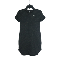 Sports T-shirt Nike / Nike XS 135, s 145, m 155, l 165, XL 175 Short sleeve For children *** CD9517-032 Crew neck Cd9517-032 supports identification routine Moisture absorption, perspiration and ventilation
