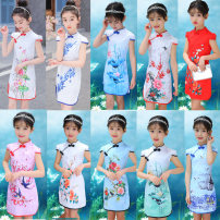cheongsam About 105cm for 110 yards, 115cm for 120 yards, 125cm for 130 yards, 135cm for 140 yards, 145cm for 150 yards, 155cm for 160 yards Blue 79, red 75, white 76, white 93, white 72, blue 73, red 70, 118, 119, 120, 127 Other 100% Beekamao / bekamao There are models in the real shooting summer