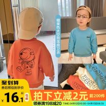 Sweater / sweater Small die Orange, blue, green, black, rice apricot, x1513 green, x1513 yellow, x1513 apricot, x1513 brick red, rice apricot pre-sale, green pre-sale, blue pre-sale, black pre-sale, orange pre-sale male 73cm,80cm,90cm,100cm,110cm,120cm,130cm spring and autumn nothing Korean version