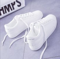 canvas shoe Other / other Low Gang White, white, black, brandy 38,40,37,35,36,39 Summer 2020 Frenulum college rubber Solid color Youth (18-40 years old) D6809