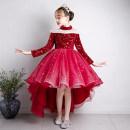 Children's dress female 100cm 110cm 120cm 130cm 140cm 150cm 160cm Saint Latisse full dress Polyester 100% Spring 2021 3 months 6 months 12 months 9 months 18 months 2 years 3 years 4 years 5 years 6 years 7 years 8 years 9 years 11 years 12 13 14 years old princess