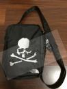 Men's bag Inclined shoulder bag Nylon  Other / other black Inclined shoulder bag