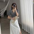 Fashion suit Summer 2021 S,M,L Top, skirt G101306