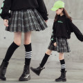 skirt 120cm,150cm,130cm,140cm,160cm,165cm Short skirt Other / other female Other 100% spring and autumn Korean version Class B
