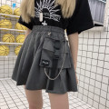 skirt Summer 2020 M, L Gray, black 18-24 years old Other / other