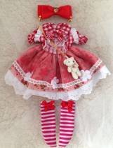 BJD doll zone Dress 1/6 Over 14 years old goods in stock There may be minor changes to the details Small cloth size, holala, giant baby size, 6 points, 4 points