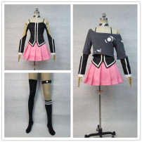 Cosplay women's wear suit Customized Over 3 years old Girl size, Boy Size Animation, original, film and television, games 50. M, s, XL, customized VOCALOID / V home Hatsune Miku