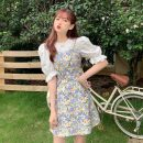 Fashion suit Summer 2021 S,M,L,XL Picture color two piece set 18-25 years old