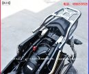 Motorcycle tail Qunwei As long as the shelf + big pedal shelf + big pedal + side flap + rear bar shelf is equipped with back Cbf150r shelf New continent Honda