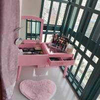 Dresser / table adult no No door Countryside manmade board Other / other assemble assemble Bay window ab yes no yes Economic type Pack up yes Zhejiang Province manmade board No installation instructions Taizhou City Painting Density board / fiberboard Zero point one other Xianju County Six