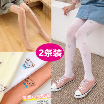 Children's socks (0-16 years old) Pantyhose Small size is suitable for height of 85-105cm, medium size is suitable for height of 105-120cm, large size is suitable for height of 120-138cm Other / other summer Velvet pantyhose