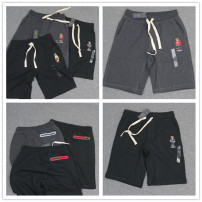 Casual pants Others Fashion City thin Shorts (up to knee) Other leisure Straight cylinder Micro bomb summer 2021 Straight cylinder Cotton 100% Sports pants cotton cotton More than 95%