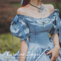 Lolita / soft girl / dress Lingxi One size fits all, please give priority to bust ~, activity: OP and shawl to buy parcel mail, s [bust 80 ~ 84] in stock, m [bust 85 ~ 88] in stock, l [bust 89 ~ 92] in stock, XL [bust 93 ~ 96] in stock, buy matching hat please search shop: Merlin Zhisen