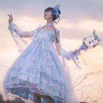 Lolita / soft girl / dress Lingxi Summer, spring Chinese style, classical, Lolita