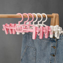 Pants rack Pink, green, blue, white, mixed 10 Personal washing / cleaning / care Y5569 Ocean fish Balcony / courtyard the post-90s generation French 36CM Tender girl's heart North America