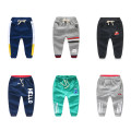trousers Top one kids male spring and autumn trousers motion No model Sports pants Leather belt middle-waisted Pure cotton (100% content) Open crotch Cotton 100% other 18 months, 2 years old, 3 years old, 4 years old, 5 years old, 6 years old