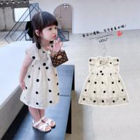 Dress Picture color female Geyoupailang 90cm 100cm 110cm 120cm 130cm 140cm Other 100% summer Korean version Skirt / vest Dot other other GYGYXP1165-1-1 Class B Summer 2021 18 months, 2 years old, 3 years old, 4 years old, 5 years old, 6 years old, 7 years old, 8 years old