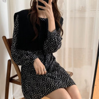 Dress Spring 2021 Polka dot skirt, Cape, real price Be optimistic about options and sell separately Other / other