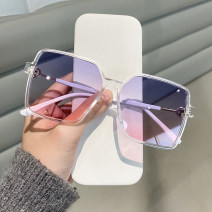 Sun glasses Round face, long face, square face, oval face currency square resin Less than 100 yuan Other / other Others