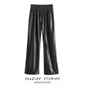 Casual pants black XS,S,M,L Autumn 2020 trousers Pencil pants High waist street routine Europe and America