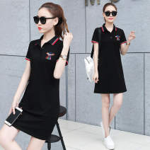 Women's large Summer of 2019 White, black, scarlet M [it is recommended to buy skin friendly and breathable products under 95 kg_ 1, l [it is recommended to buy skin friendly products from 95kg to 110kg_ 2. XL [it is recommended to buy skin friendly products from 110kg to 123kg_ 3,2xl_ 4,3xl