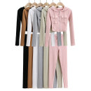 Casual suit Autumn 2020 White, black, gray, pink, bean green, brown XS,S,M
