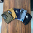 Casual pants Others Youth fashion Black, army green, ginger, Navy, grey 2XL,XL,M,L thin trousers Other leisure easy Micro bomb spring youth tide 2021 middle-waisted Little feet Sports pants No iron treatment Solid color cotton