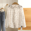 Lace / Chiffon Spring 2021 Stone Decor S,M,L,XL Long sleeves singleton  easy Regular Other / other 20C3S012