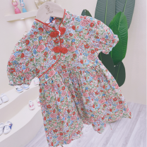Dress gules female Other / other The recommended height is 90cm for size 7, 95cm for size 9, 100cm for size 11, 110cm for size 13 and 115cm for size 15 Other 100% summer leisure time Cartoon animation other Pleats A00047 Class A 14, 3, 18, 9, 5, 9, 12, 7, 8, 12, 3, 6, 6, 2, 13, 11, 4, 10