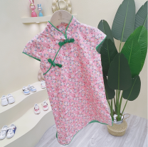 other Pink little white flower Other / other The recommended height is 90cm for size 5, 100cm for size 7, 110cm for size 9, 120cm for size 11 and 125cm for size 13