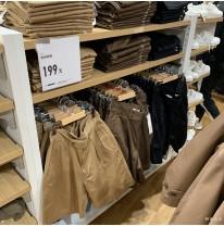 Casual pants Black, maroon, Dark Beige S (125-140 kg), m (150-160 kg), l (170-180 kg), XL (190-200 kg), 2XL (200-215 kg) Summer 2020