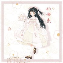 skirt Winter 2020 S,M,L Cream is the gold of intention, the last one will be on sale on April 30th 268 Cartoon animation