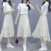 Fashion suit Summer 2021 S,M,L,XL,XXL 18-25 years old 81% (inclusive) - 90% (inclusive) cotton